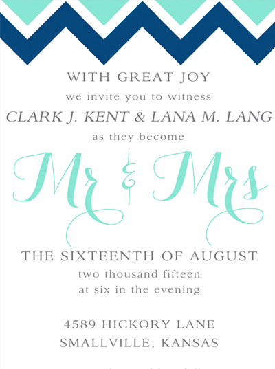 How-To:  Make this Wedding Invitation in Photoshop