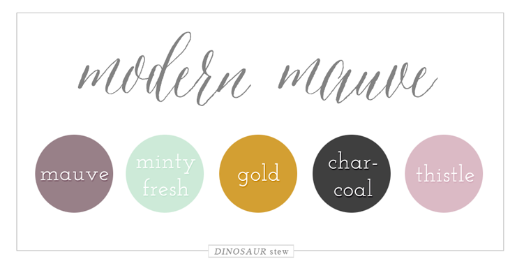 Color palettes dinosaur stew - Colors that go with mauve ...