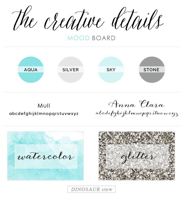 custom design spotlight:  the creative details