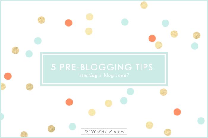 pre-blogging-tips