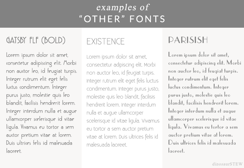 web fonts best practices