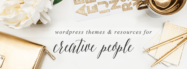 Wordpress Themes and Resources for Creative People