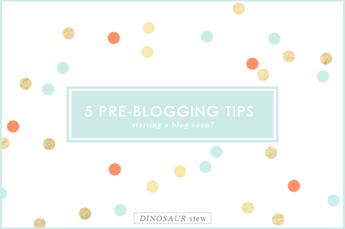 pre-blogging-tips
