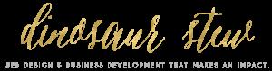 Dinosaur Stew Logo