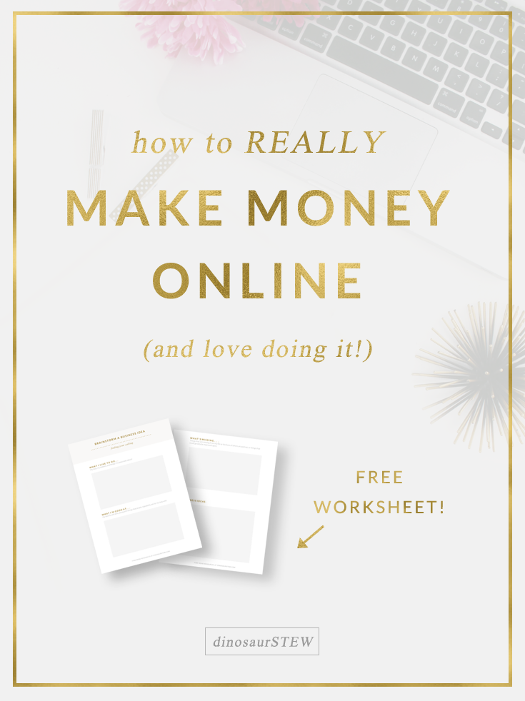 How to REALLY Make Money Online (And Love Doing It)