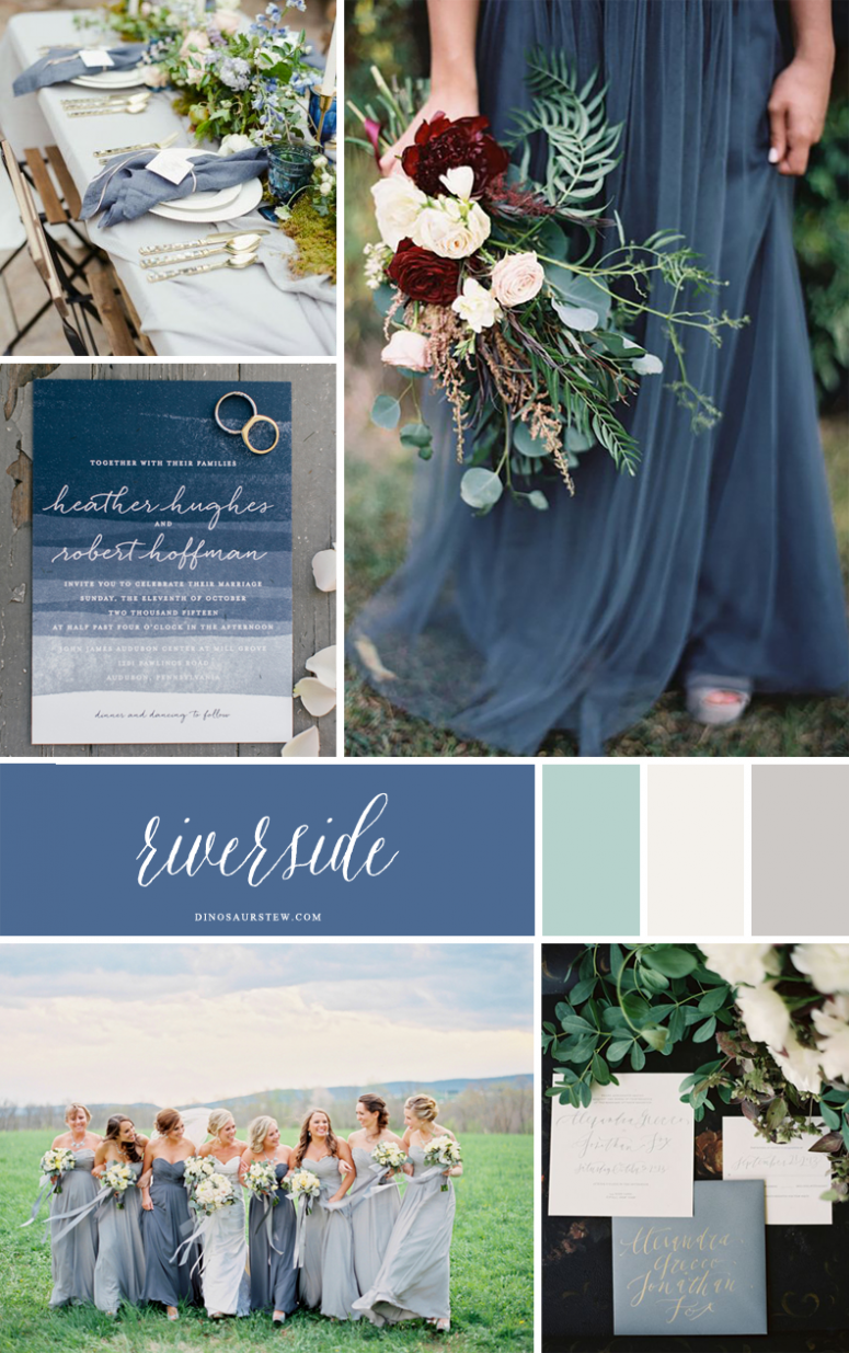Riverside Color Inspiration – Pantone Fall 2016