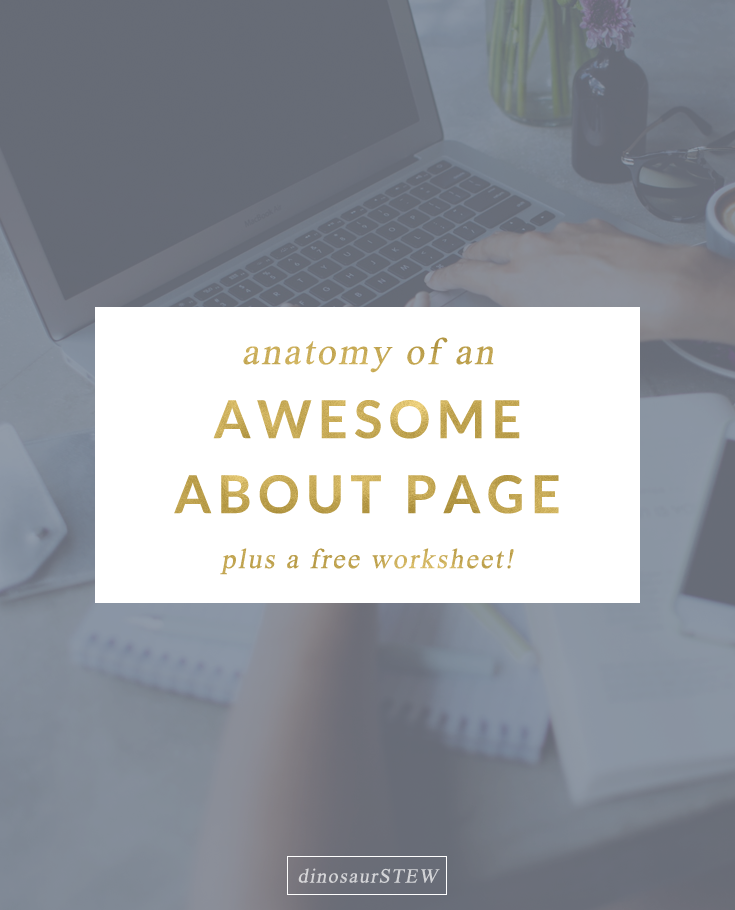 Anatomy of An Awesome About Page