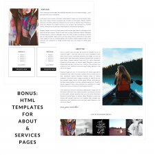 beaudry-page-templates