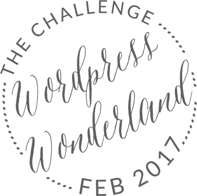 Wordpress Wonderland Challenge