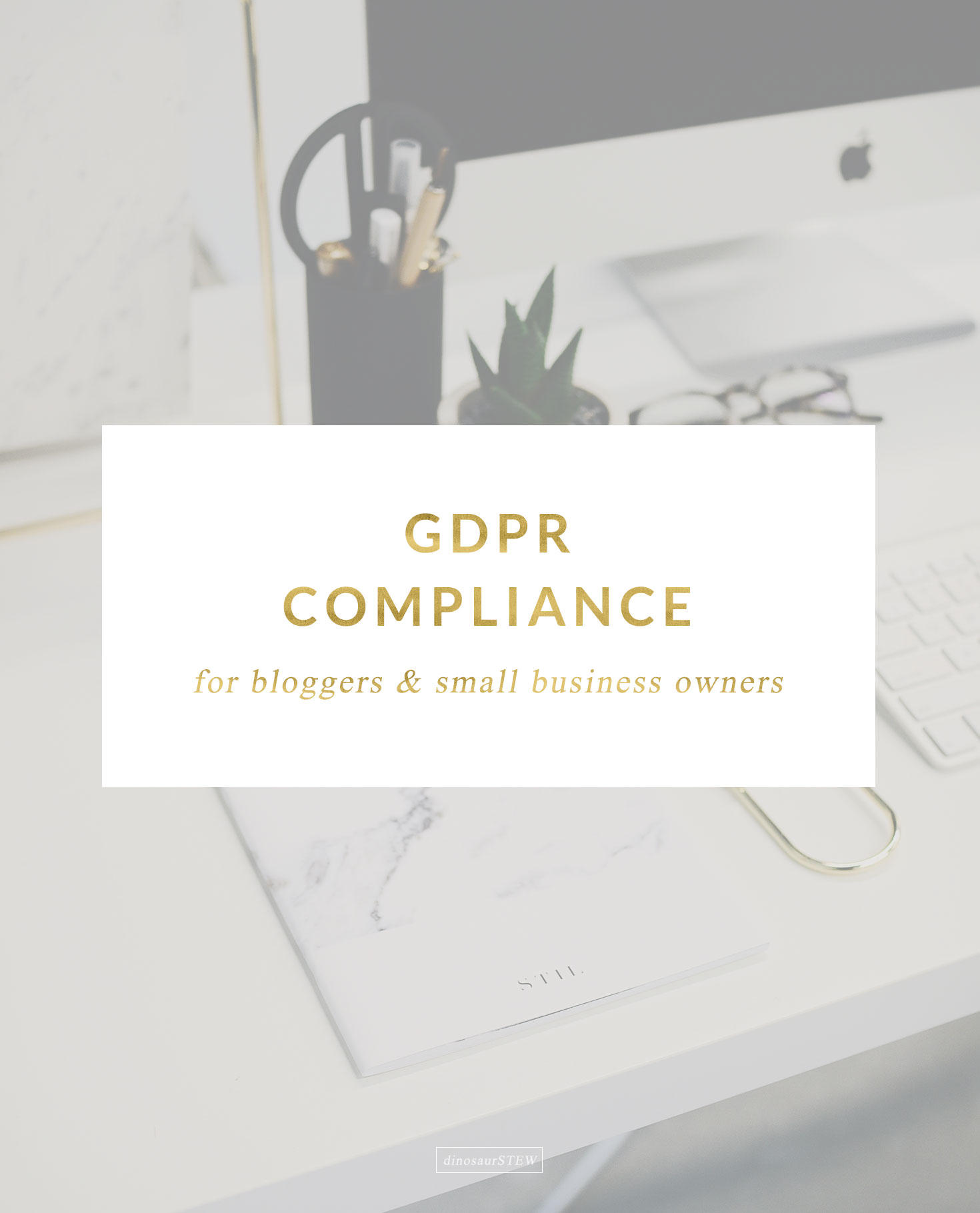 GDPR Compliance for small business owners
